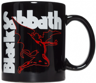 Black Sabbath - MUG - (11oz) (Brand New In Box)